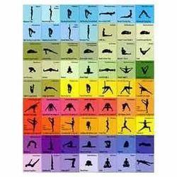 yoga charts manufacturer from chennai