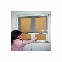 Mosquito Net Sliding Window