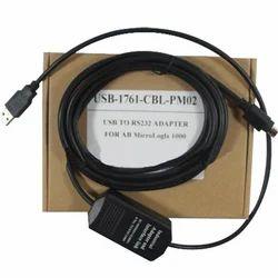 1761-CBL-PM02 Allen Bradley PLC Programming Cable