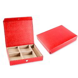 Plain Colour Jewellery and Vanity Box
