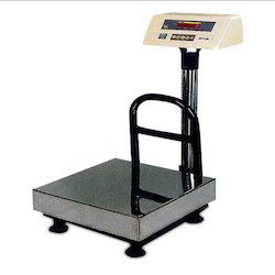 Portable Platform Scales