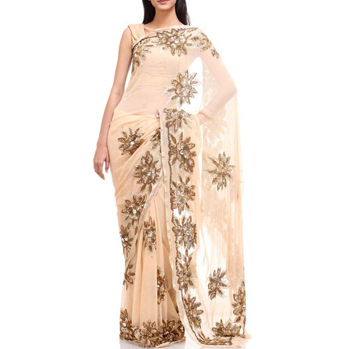 cd47882309d6a Embroidered Sarees in Ahmedabad