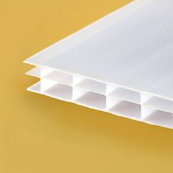 Opal White Poly Carbonate Sheets