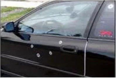 Bullet Proof Vehicles, बुलेट प्रूफ व्हीकल
