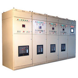 PLC Based DG Synchronization Panel