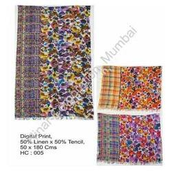 Screen Printed Shawls