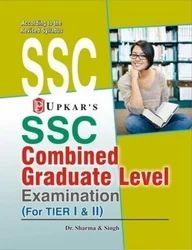 Books For SSC Graduate Level