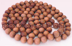 Sandalwood Mala Loose Beads