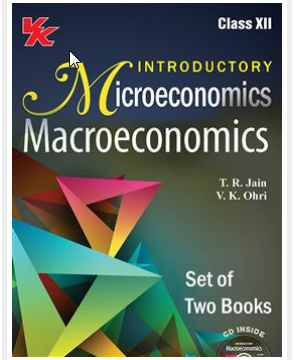 Introductory Microeconomics And Macroeconomics Book - V  K  Global