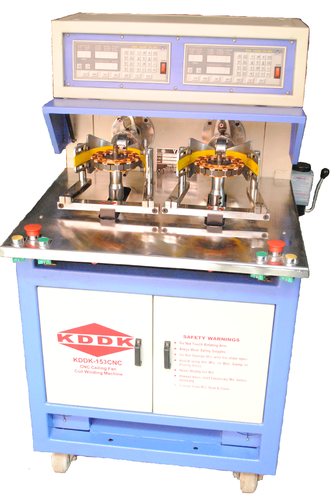 Automatic ceiling fan winding machine capacity 55 stators hour automatic ceiling fan winding machine capacity 55 stators hour aloadofball Images