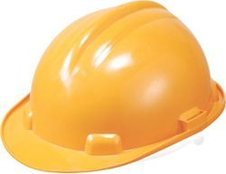 Nape Strap Mine Safety Helmet