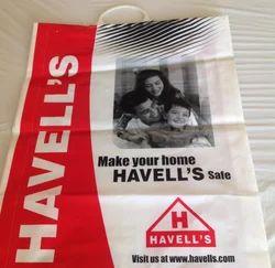 Printed Hanger Poly Bags
