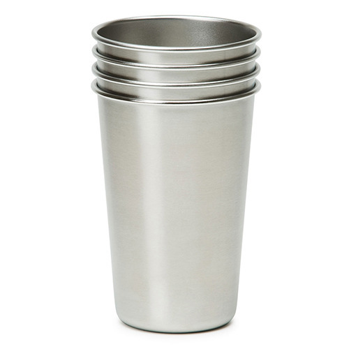 ea9ef58423b8 Stainless Steel Glasses - SS Glass Latest Price