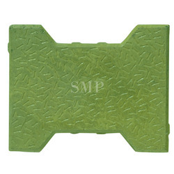 I-Shaped Interlocking Tile Moulds