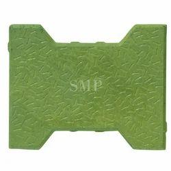 I-Shaped Interlocking Tile Moulds