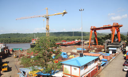 Rassaim Shipyard - View Specifications & Details by CHOWGULE