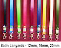 Satin Lanyards