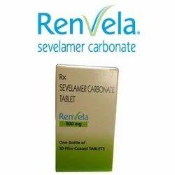 Renvela Sevelamer Carbonate