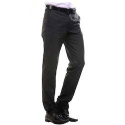 Flat Polyester Trouser