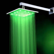 Electric LED Shower