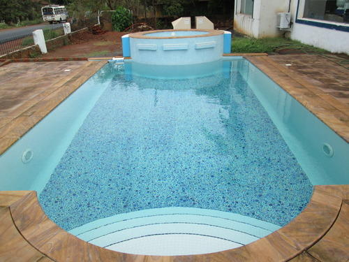 Swimming Pools, Ready Made Pools at Rs 500000 /piece | Readymade ...