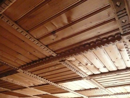 Wood Ceiling Design