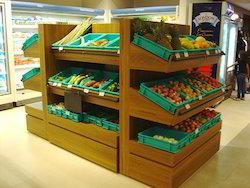 Customized Retail Display