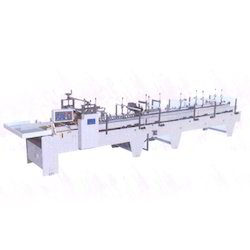 Handbag Bottom Gluing Machine