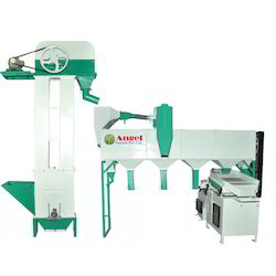 4 HP Wheat Cleaning Machine