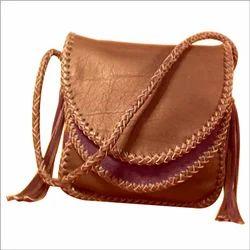 Handicraft Leather Ladies Purse