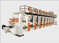 Highspeed Rotogravure Printing Machine