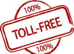 Toll Free Number Service in India