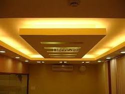 Peachy False Ceiling Gypsum False Ceiling Wholesale Distributor From Nashik Inspirational Interior Design Netriciaus