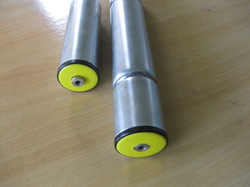 Single Grooved Rollers