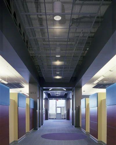 Gridware Open Cell Decorative Suspension System Usg