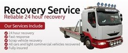 Recovery Vehicles Services