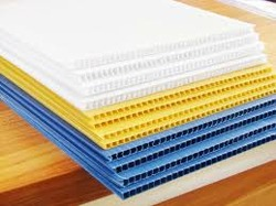 4mm Corrugated Plastic Sheets at Rs 275/per mm   Plastic Corrugated Sheet,  कॉरियगेटेड प्लास्टिक शीट - Nimisha Impex, Mumbai   ID: 4526989555