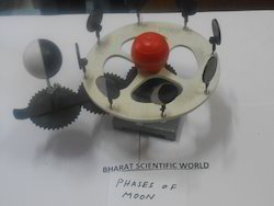 Phases of Moon Working Laboratory Model