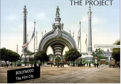 The Project Bollywood the Film City - Sherlock Security