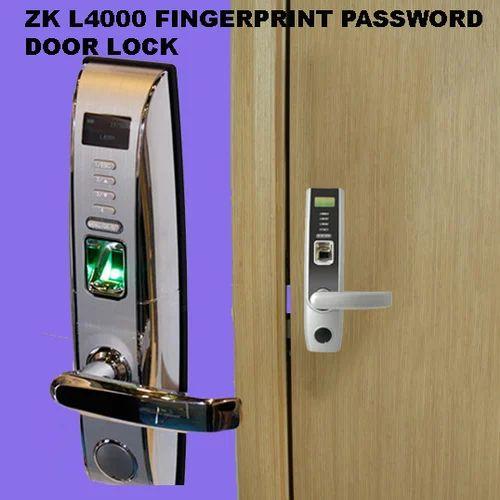 L4000 Fingerprint Password Door Locks & L4000 Fingerprint Password Door Locks at Rs 15500 /no | Abbigere ... pezcame.com