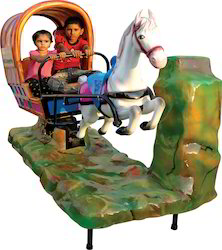 Buggy Horse Amusement Ride