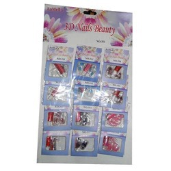 Colored Artificial Nails