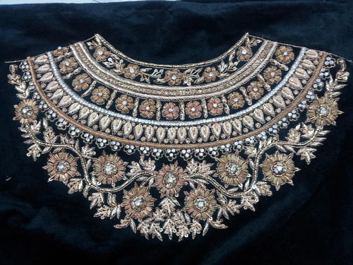 One Piece Garments Hand Embroidery Work Manufacturer From Hyderabad