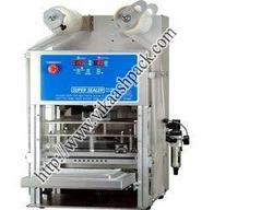 Automatic Cup/ Tray Sealing Machine with Gas Flushing