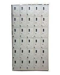 Locker With 30 Compartment