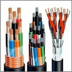 Power/voltage: 1100 V Control Cable, Material: Xlpe & Pvc