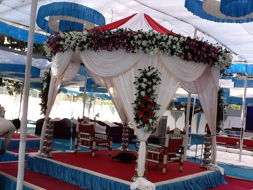 Wedding flower decoration in sector 22 gandhinagar id 5365646612 wedding flower decoration junglespirit Images