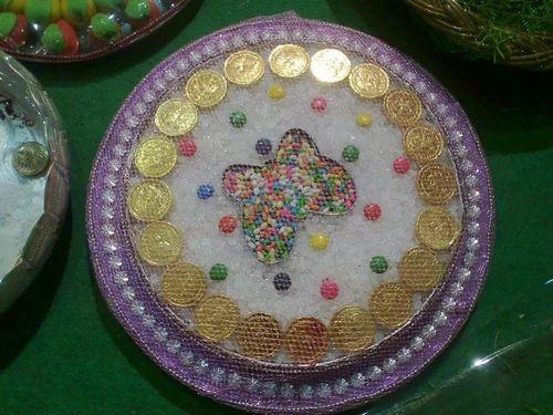 Shagun Thali Decoration & Flower Thali Decoration \u0026 Shagun Thali Decoration Service Provider ...
