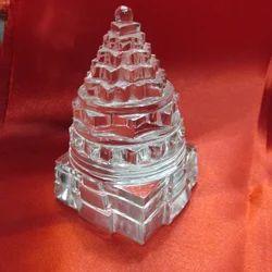 Big Crystal Shri Yantra