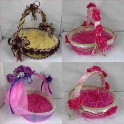 Wedding Basket Gift Ideas, Fibre Gift & Motif - Laxmi Art & Craft ...
